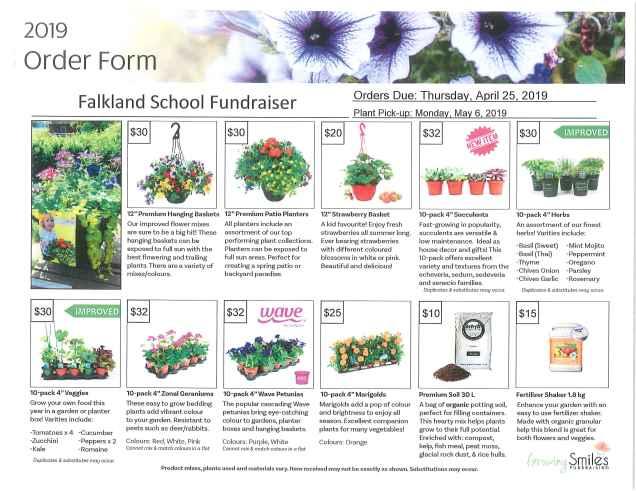 Plant Fundraiser 2019_1